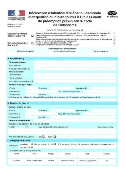 Avocat spécialiste du droit de préemption urbain à Paris 8